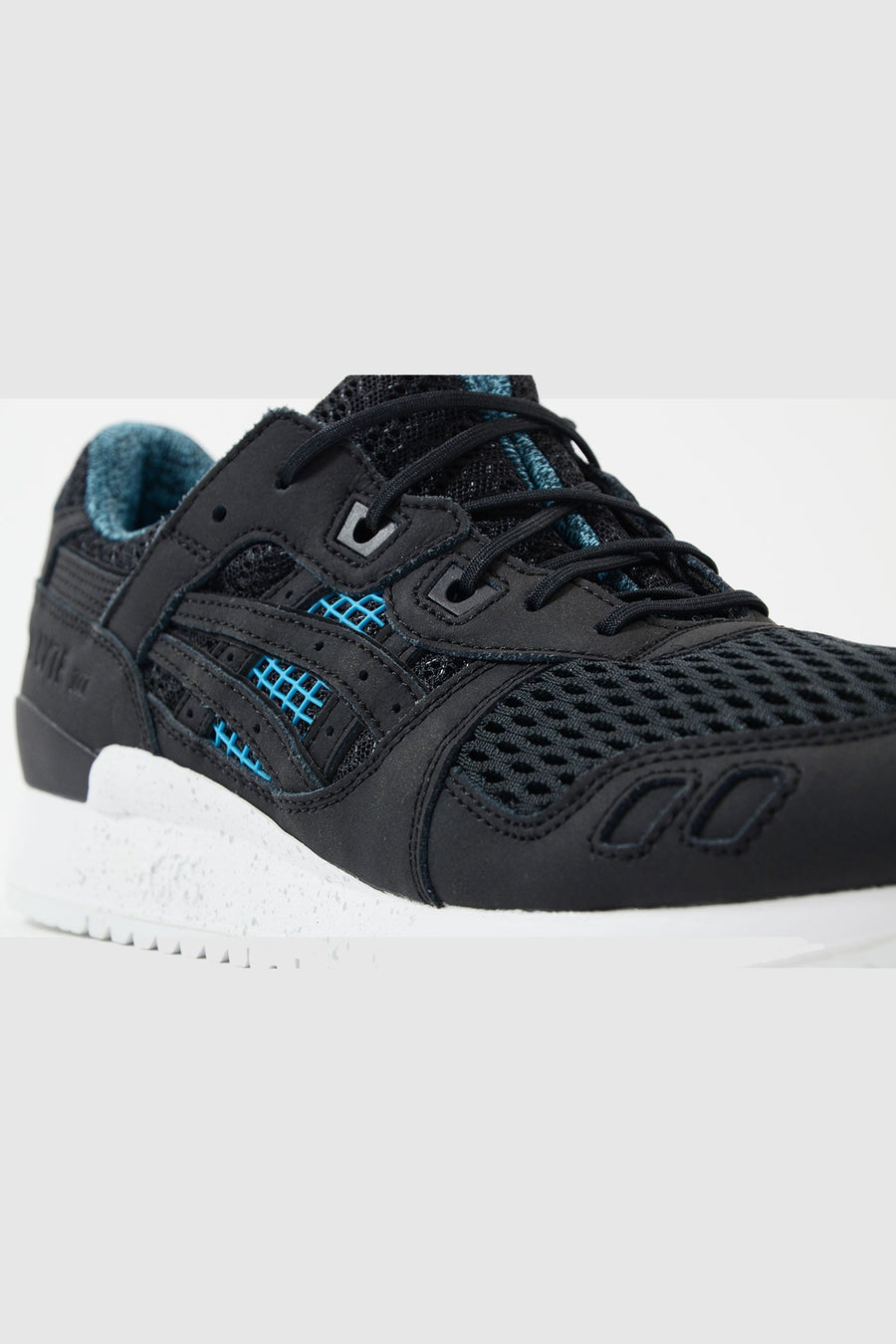 "Asics - Gel Lyte III ""30th Anniversary"" (Black/ Black)"
