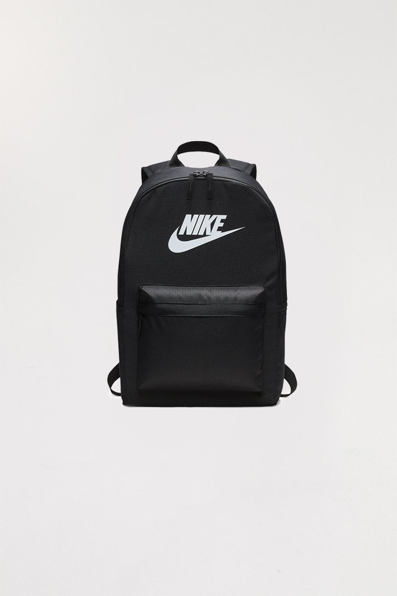 Nike - Heritage 2.0 Backpack (Black/ Black/ White) BA5879-011