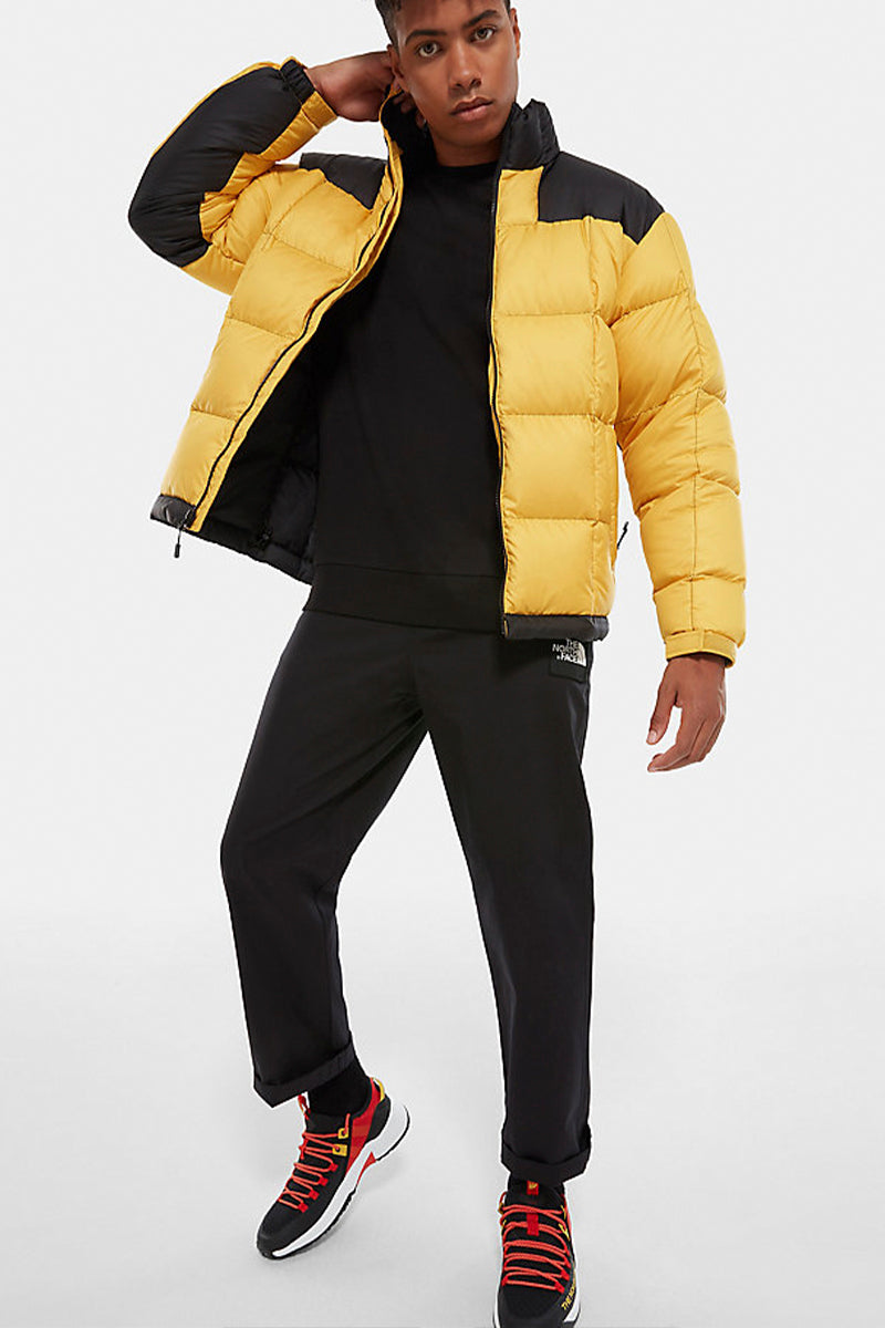 The North Face - Lothse gesteppte Daunenjacke für Herren in Gelb - NF0A3Y23ZBJ1