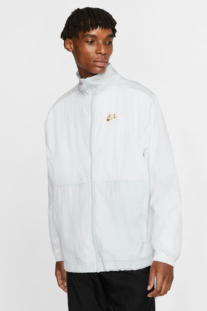 Nike - Woven Jacket (Pure Platinum/ White) CT2531-043