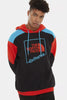 The North Face - Extreme-Pullover in Rot und blauem Colorblock - NF0A4A9YP321