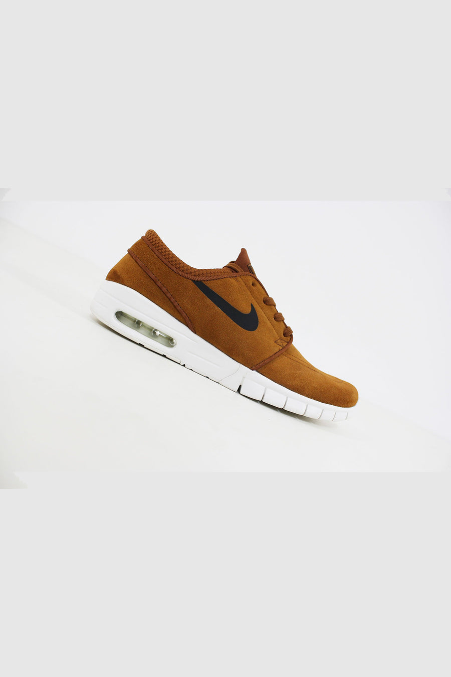 Nike - Stefan Janoski Max L (Hazelnut/Black Ivory Clay Orange) 685299-201