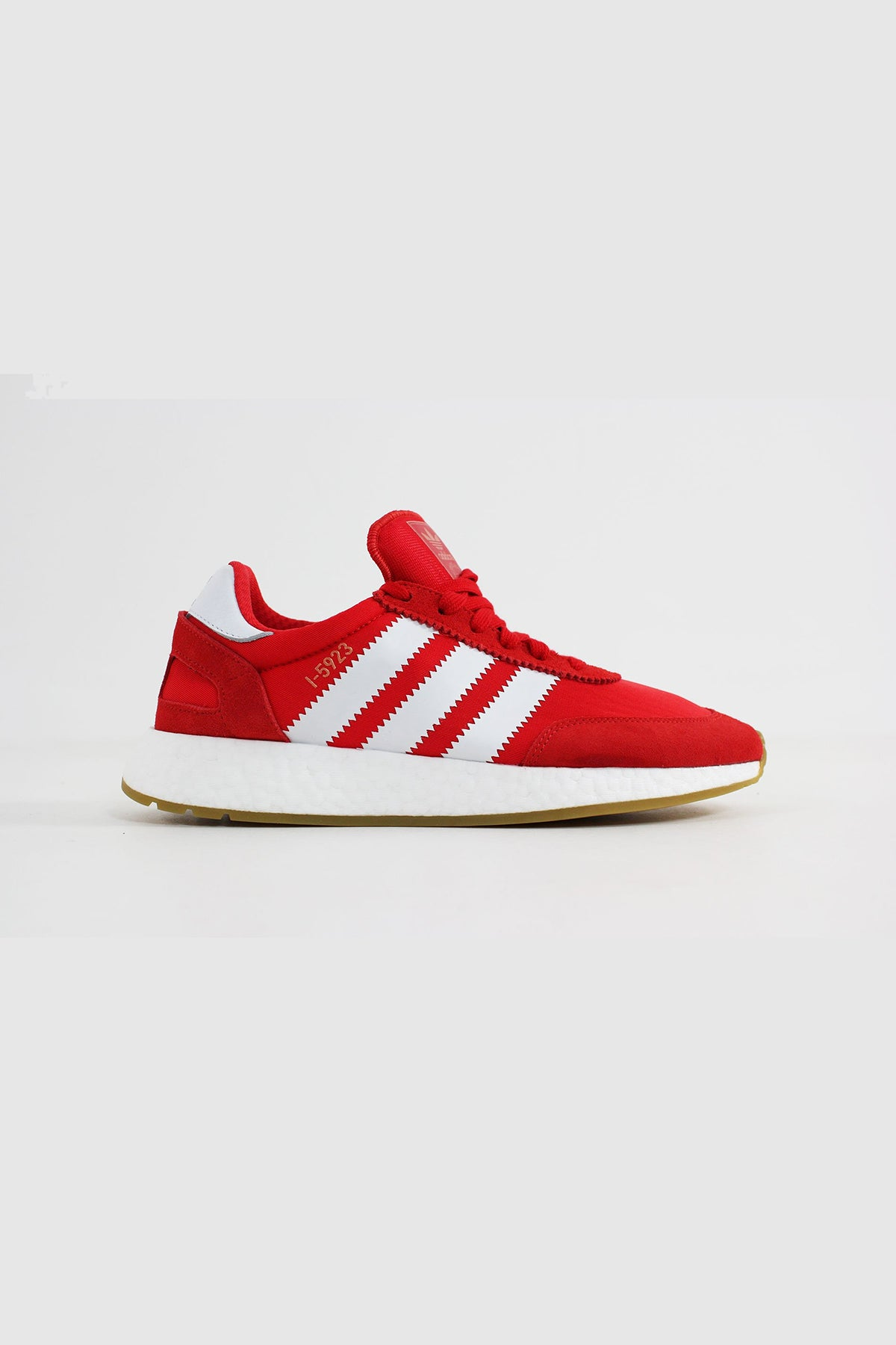 Adidas - I-5923 (Red/ FTW White/ Gum 3) BB2091