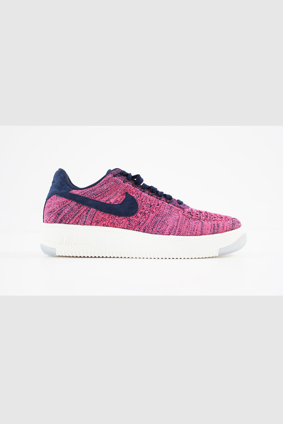 Nike - Air Force 1 Flyknit Low Sneaker für Damen in Pink  820256-401