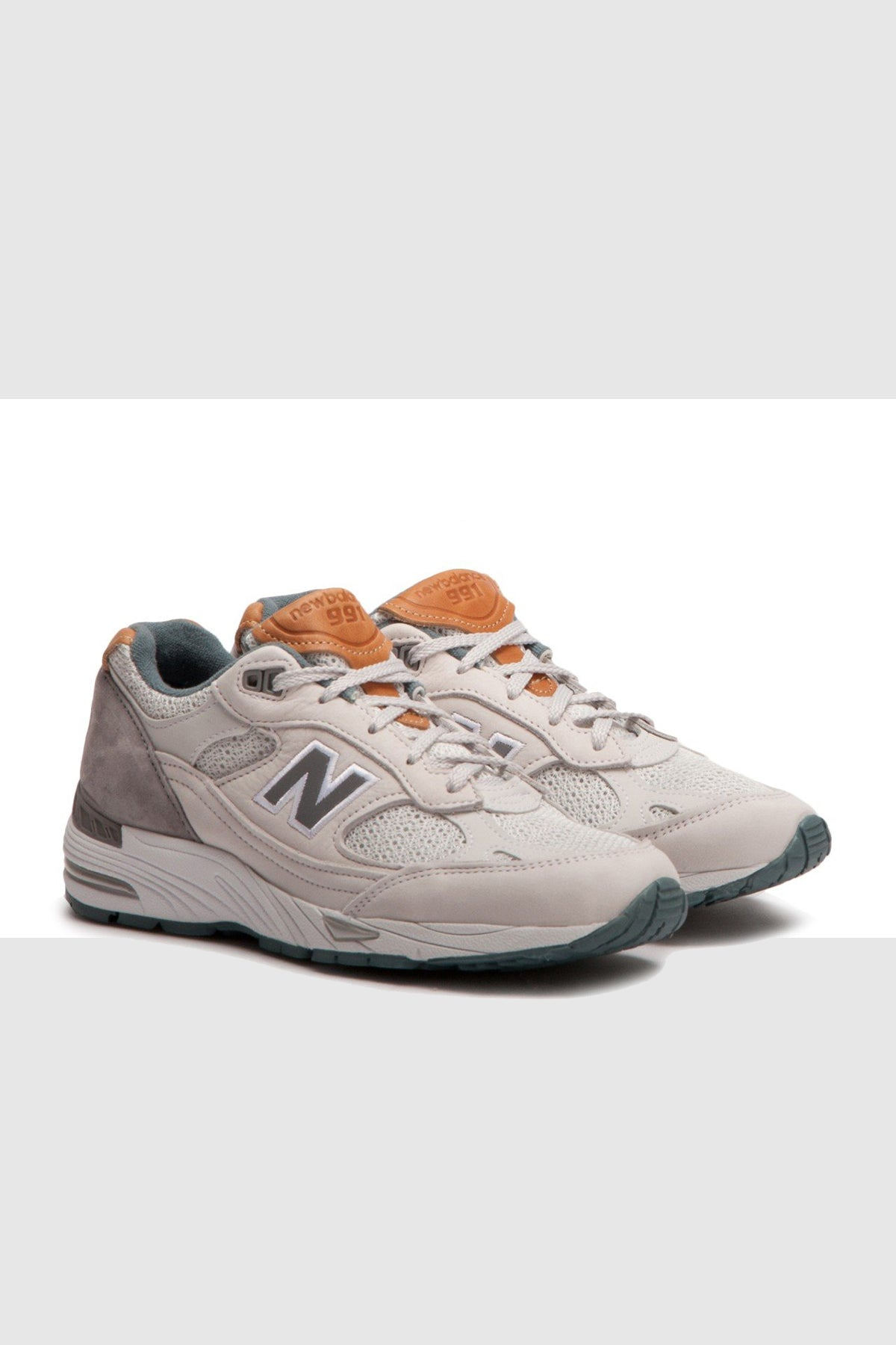New Balance - W991NBG Women (Light Grey)