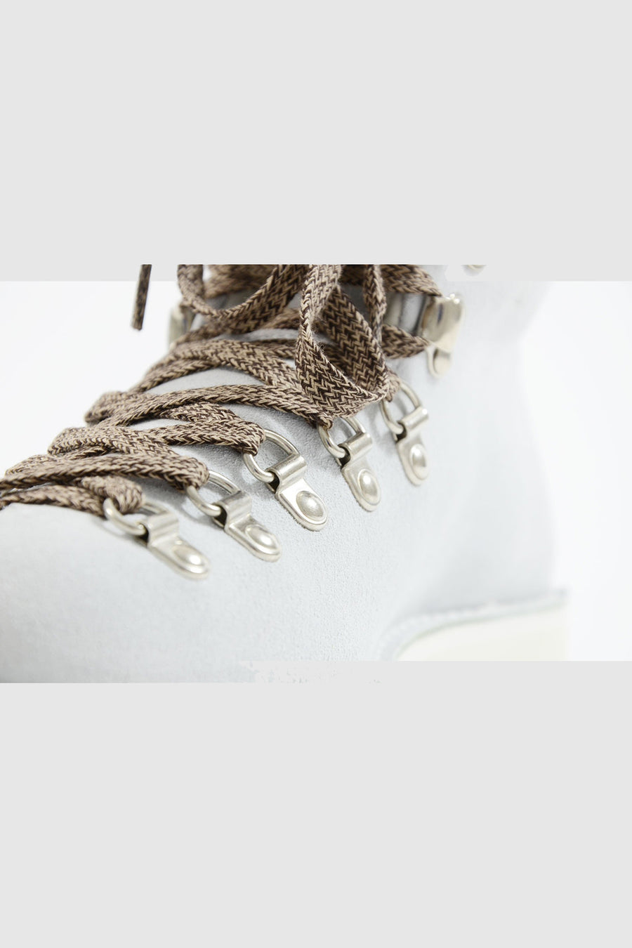 "Fracap x Sneakerworld - Winterboot Unisex ""Magnifico"" (White Suede)"