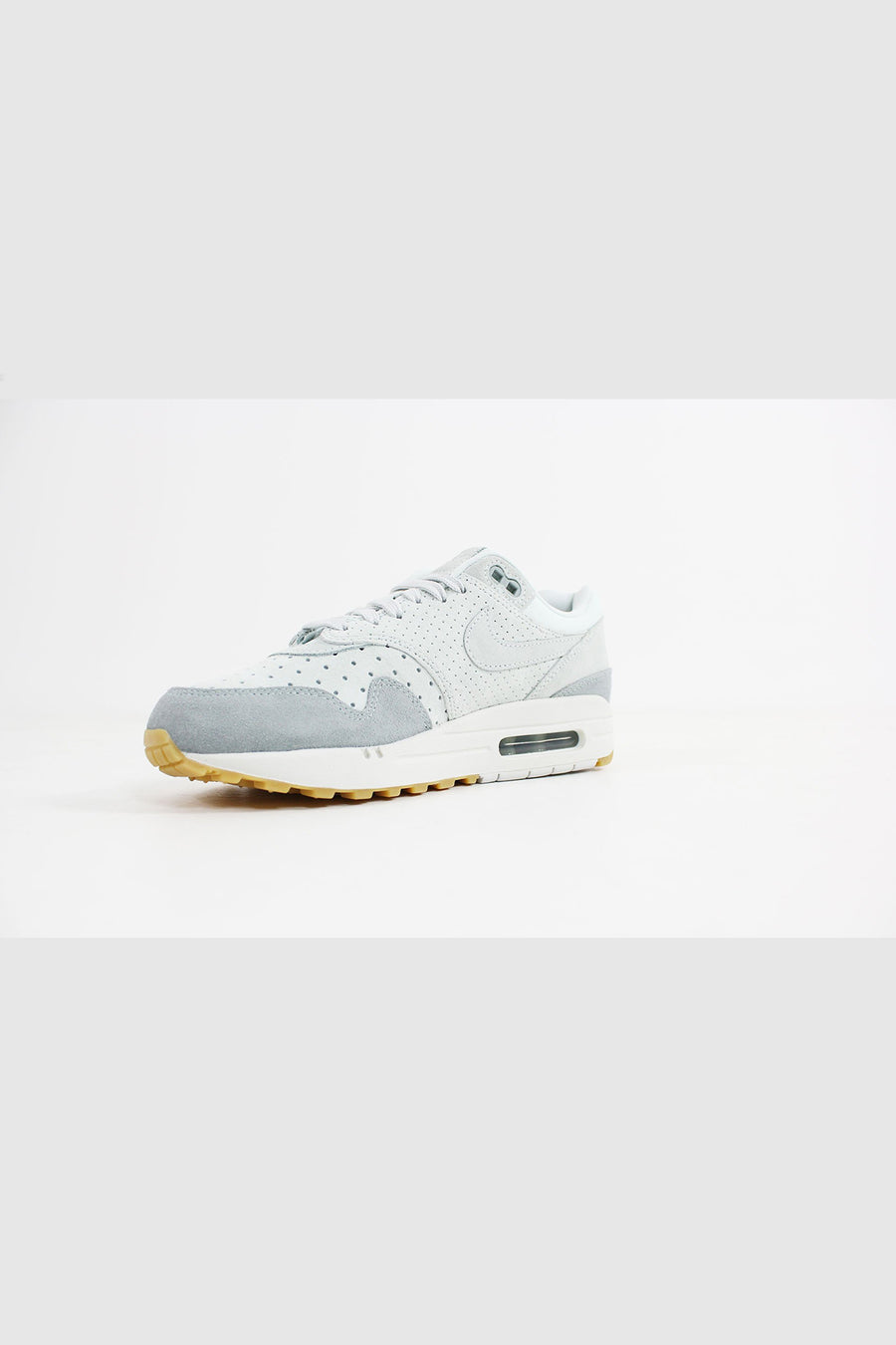 Nike - Air Max 1 Premium Frauen (Barely Grey / Barley Grey Light Bimsstein) 454746-019