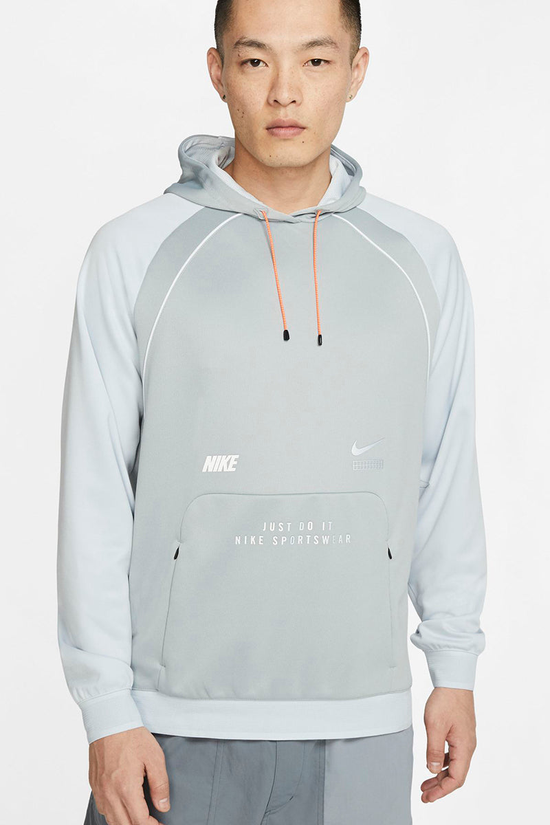 Nike - DNA Hoodie (Lt Smoke Grey/ Pure Platinum) CT9960-077