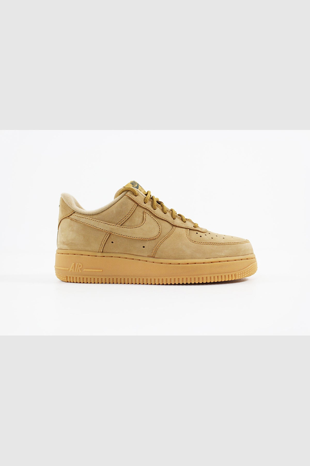 hot sale online f71c7 7885d Nike - Air Force 1 07 WB (FLAXFLAX-GUM LIGHT BROWN-OUTDOOR GREEN)  AA4061-200