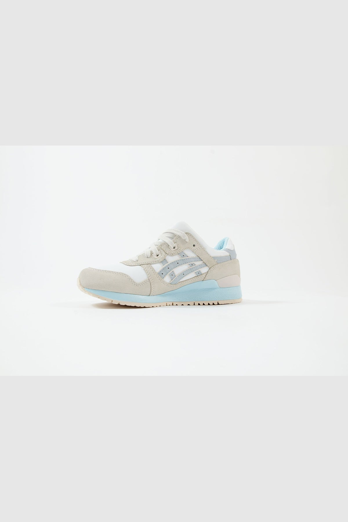 Asics - Gel lyte III Women (White/ Light - Grey)