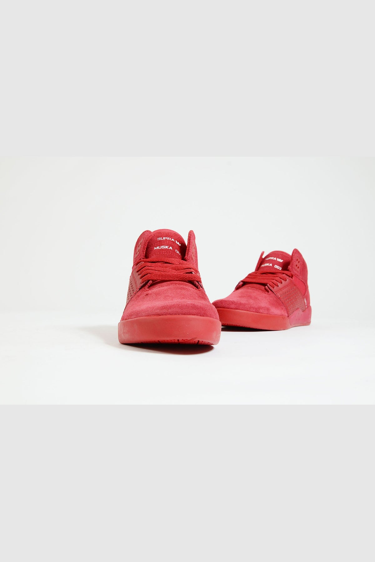 Supra - Skytop III (Red/ Red)