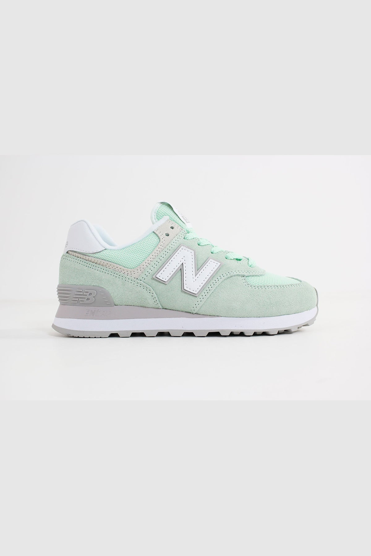 0c005c85fd6 New Balance - WL574ESM Women (SeafoamGreen) - Sneakerworld