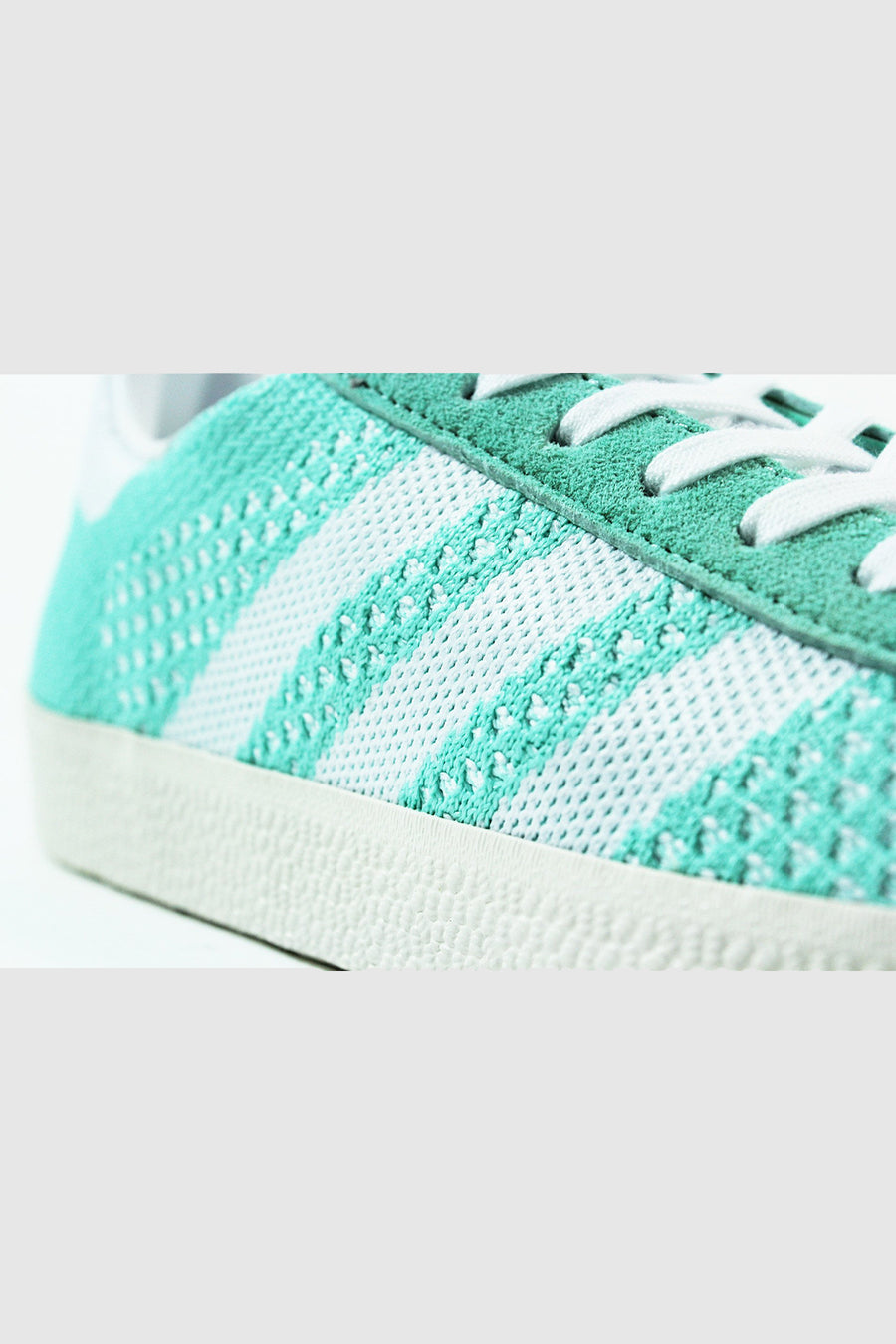 Adidas - Gazelle Primeknit Women (Easy Green/ White)