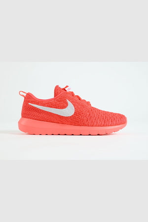 d8109fb7718 ... shop nike roshe nm flyknit women bright crimson university red  sneakerworld 3c129 61b66