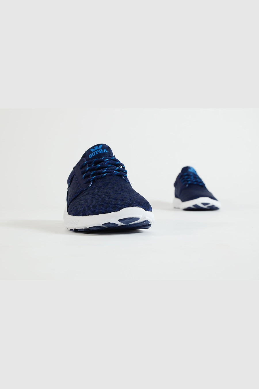 Supra - Hammer Run (Navy/White)