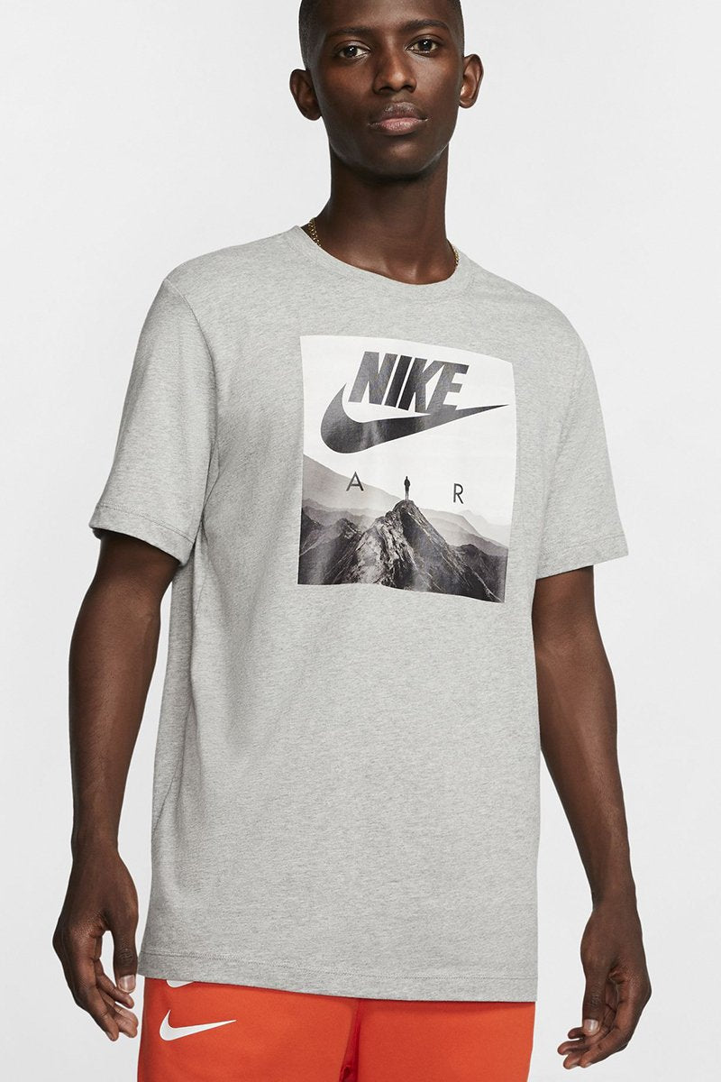 Nike - Air T-Shirt (DK Grey Heather) CK4280-063
