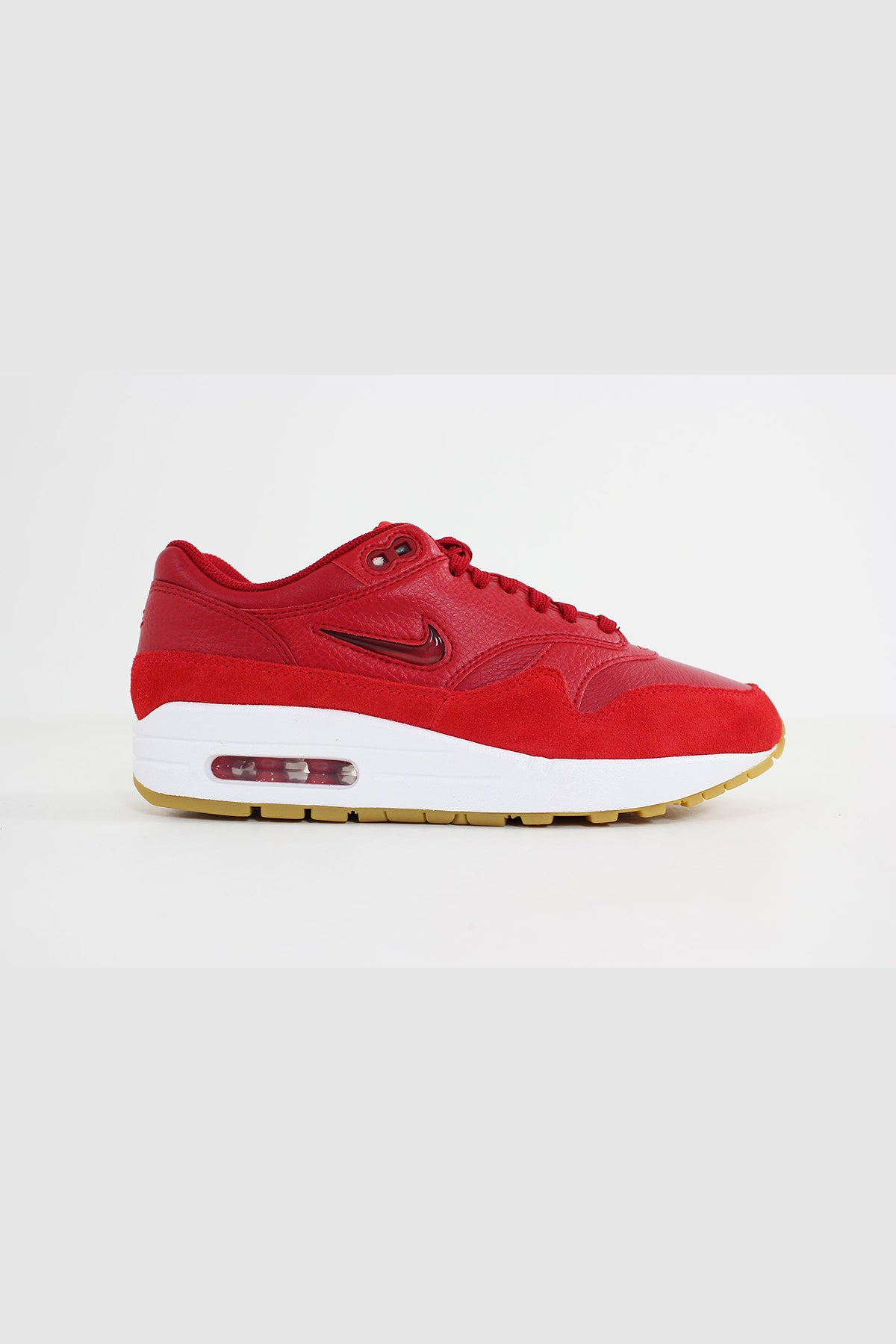 ad630af8a2 Nike - Air Max 1 Premium Women (Gym Red/ Gym Red - Speed Red) AA0512-602