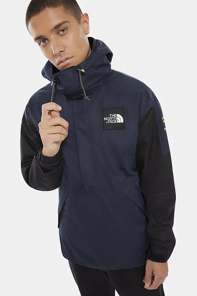 The North Face - Headpoint Windbreaker mit abnehmbarer Kaputze in Navy Blau - NF0A492EH2G1
