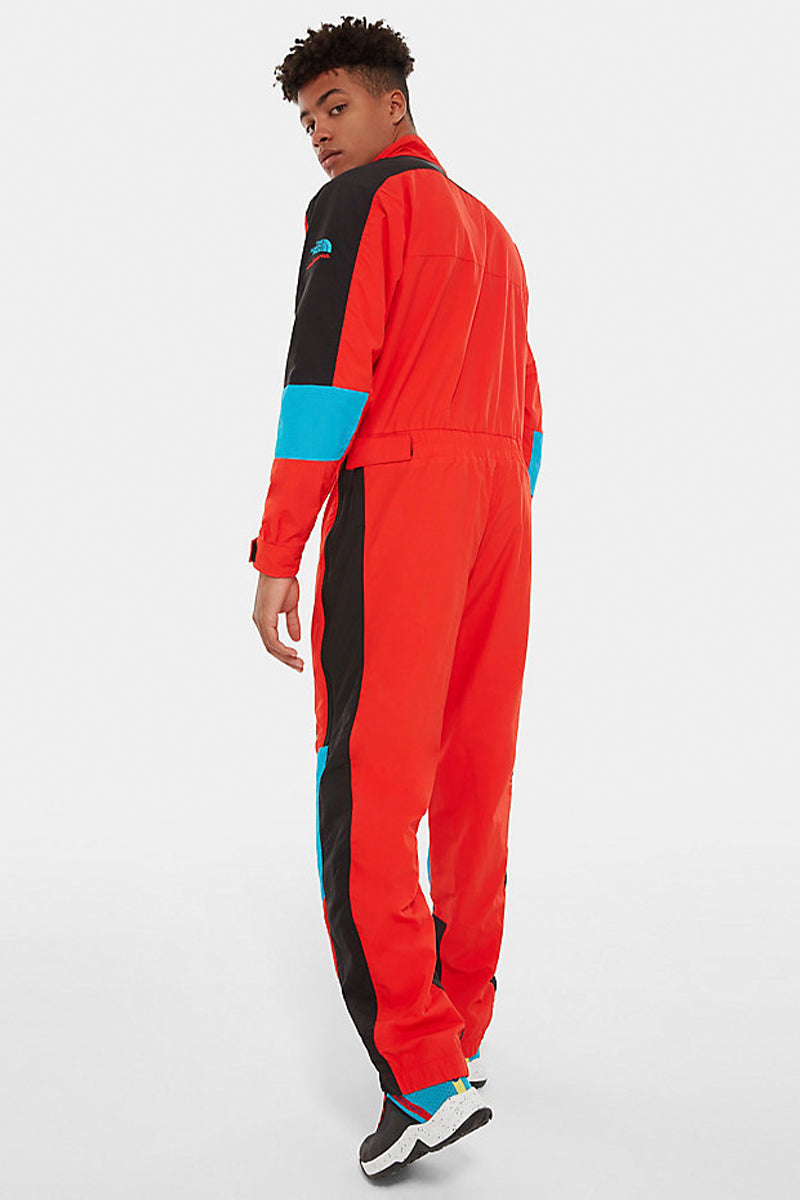The North Face - Extreme Wind Suit (Fiery Red Combo) NF0A4ALCLKD1