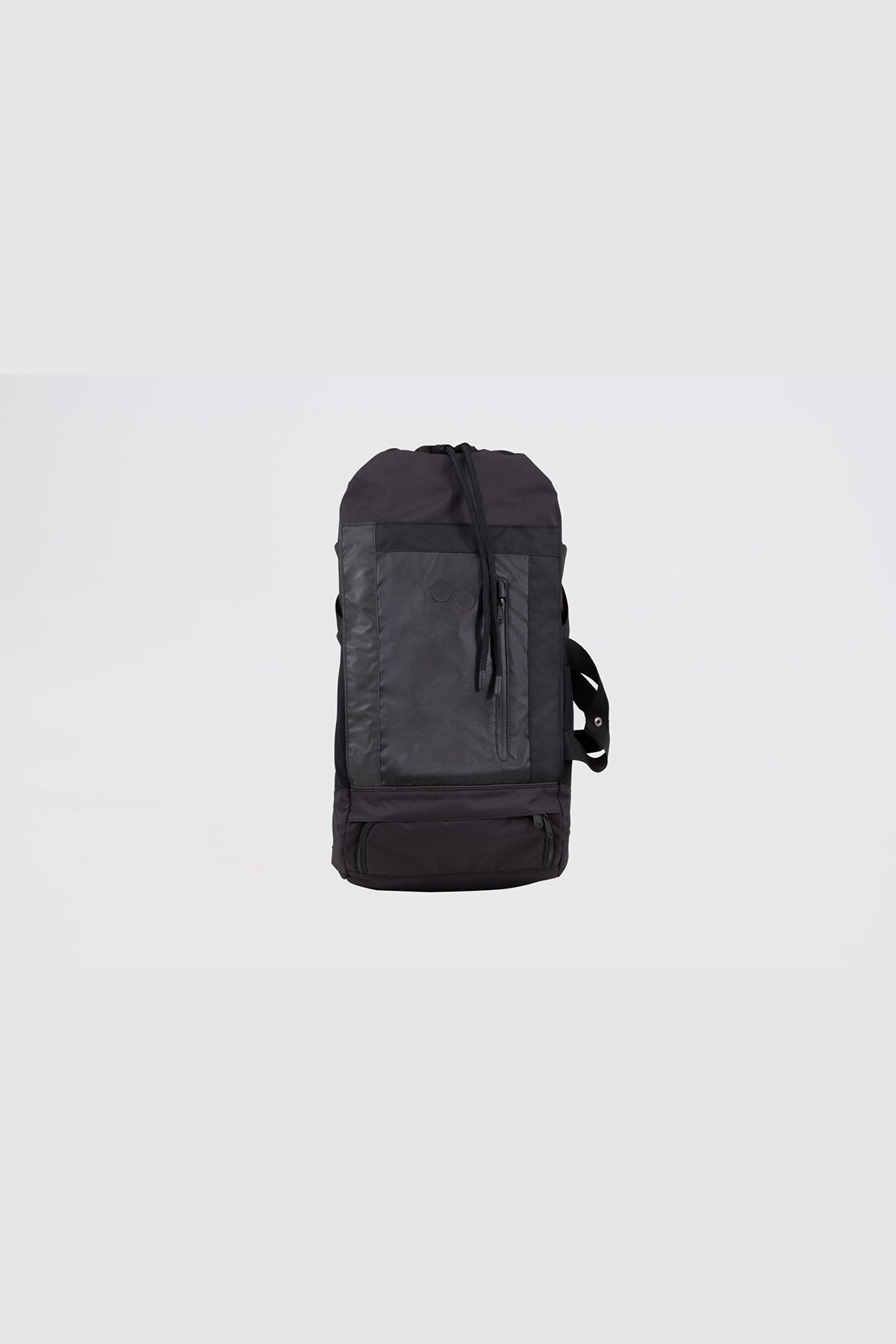 Pinqpong - Backpack Blok Medium (Tape Black) PPC-BLM-002-801B