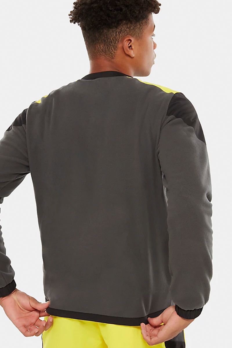 The North Face - Extreme Pullover Fleece (Asphalt Grey Combo) NF0A4CJZLL51