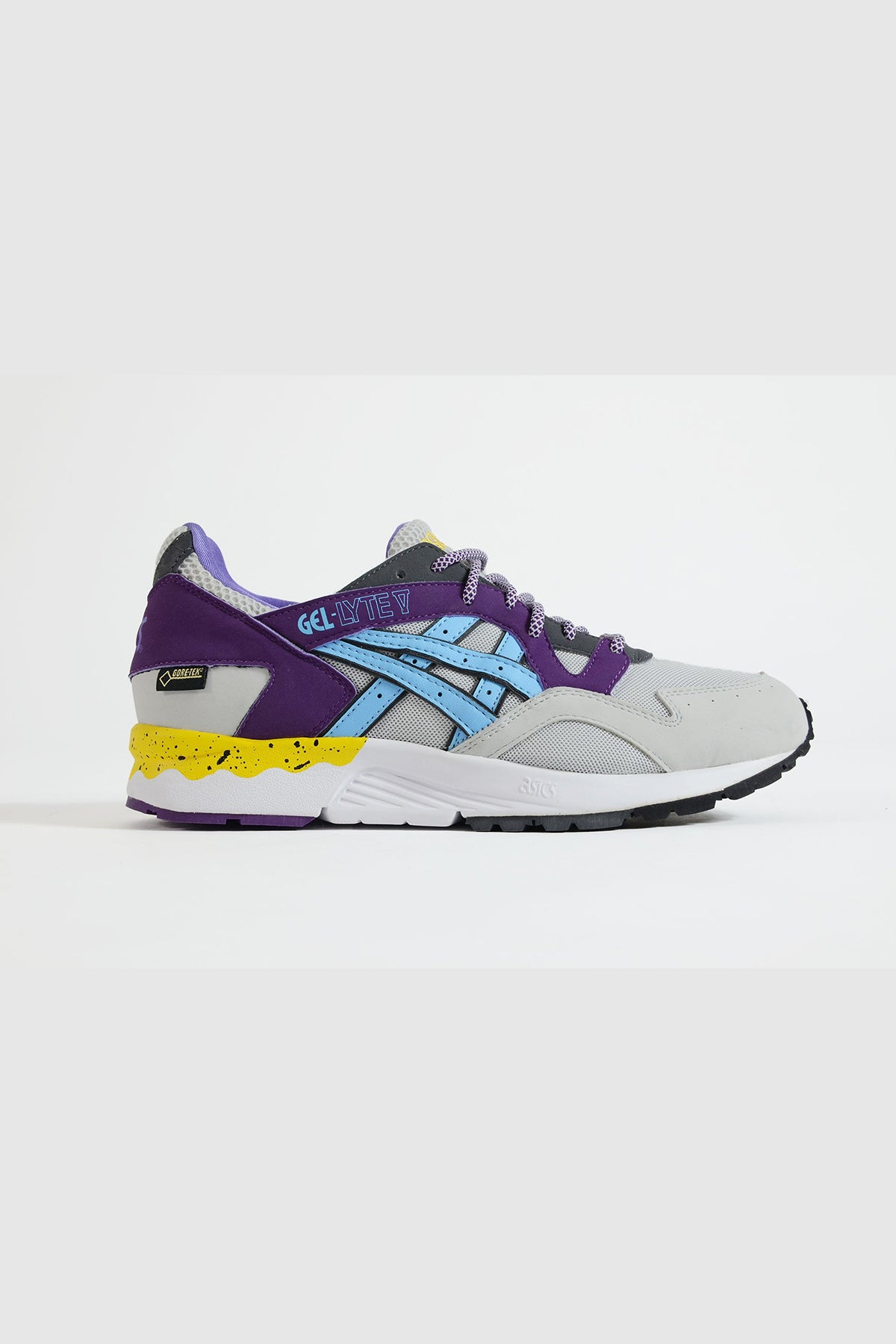 "Asics - Gel - Lyte V ""Goretex"" (Grey/ Light Blue)"
