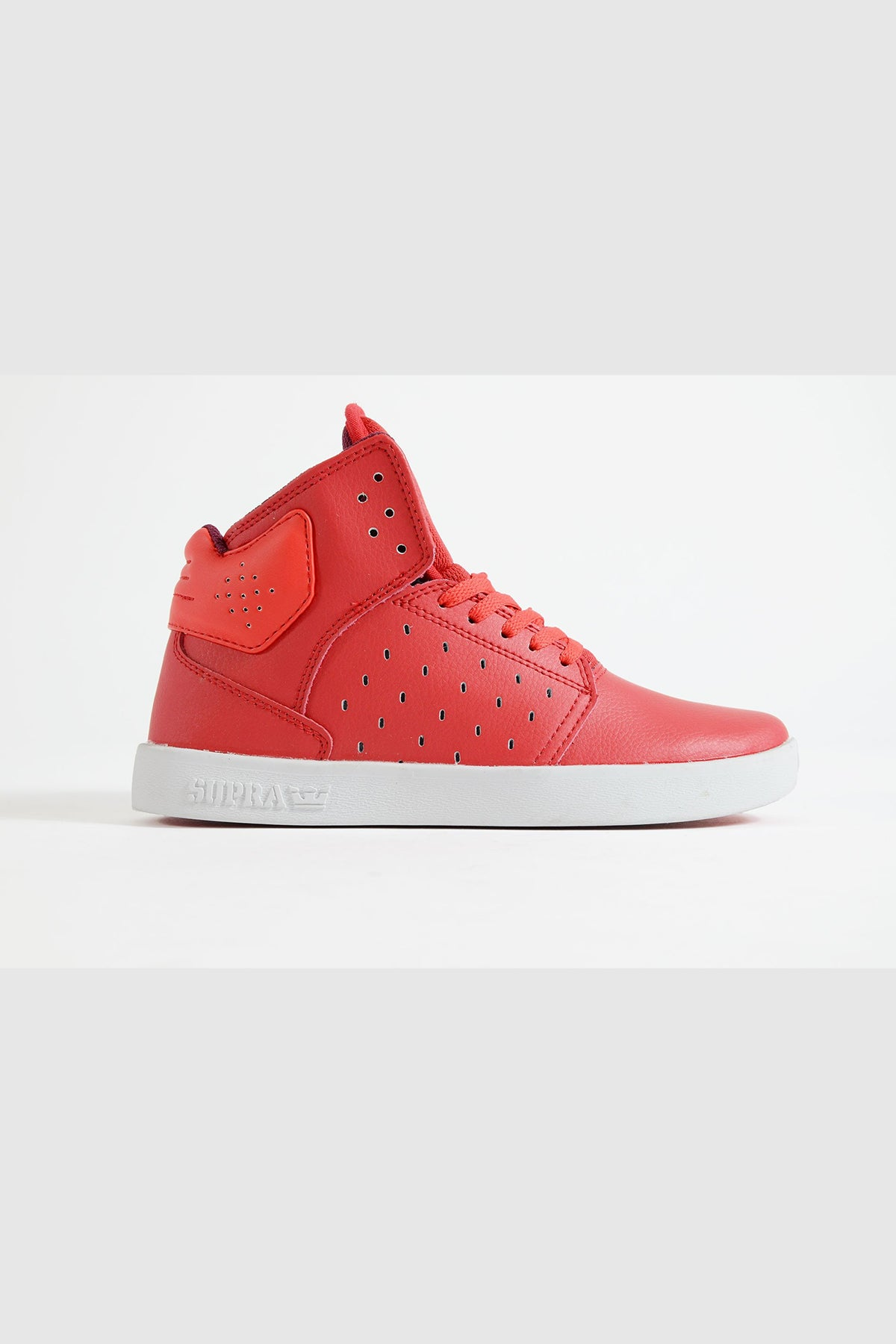 Supra - Atom 2 Kids (Red/White)