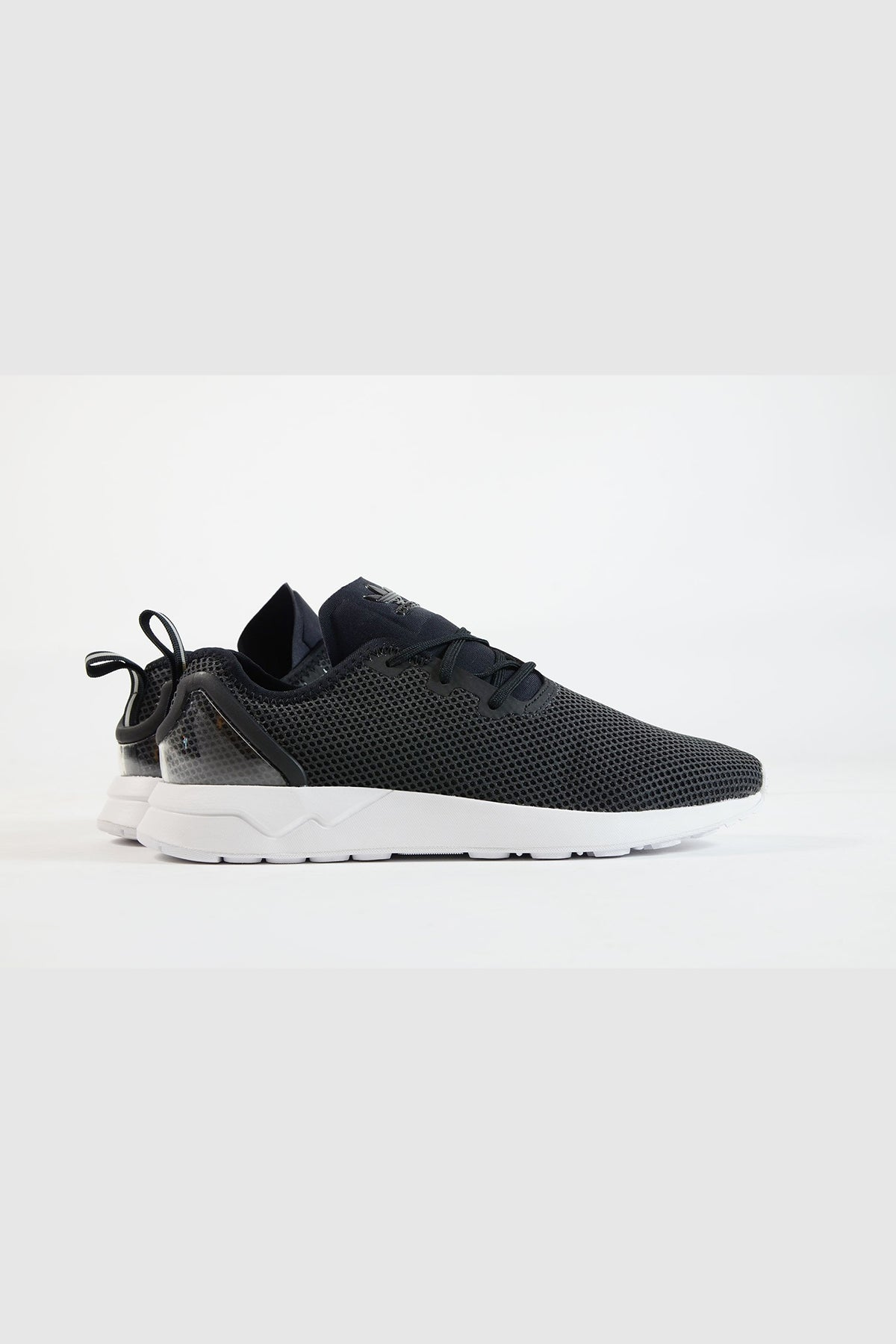 f1d0dc560cfd Adidas - Zx Flux Racer Asymmetrical (Black  White) - Sneakerworld