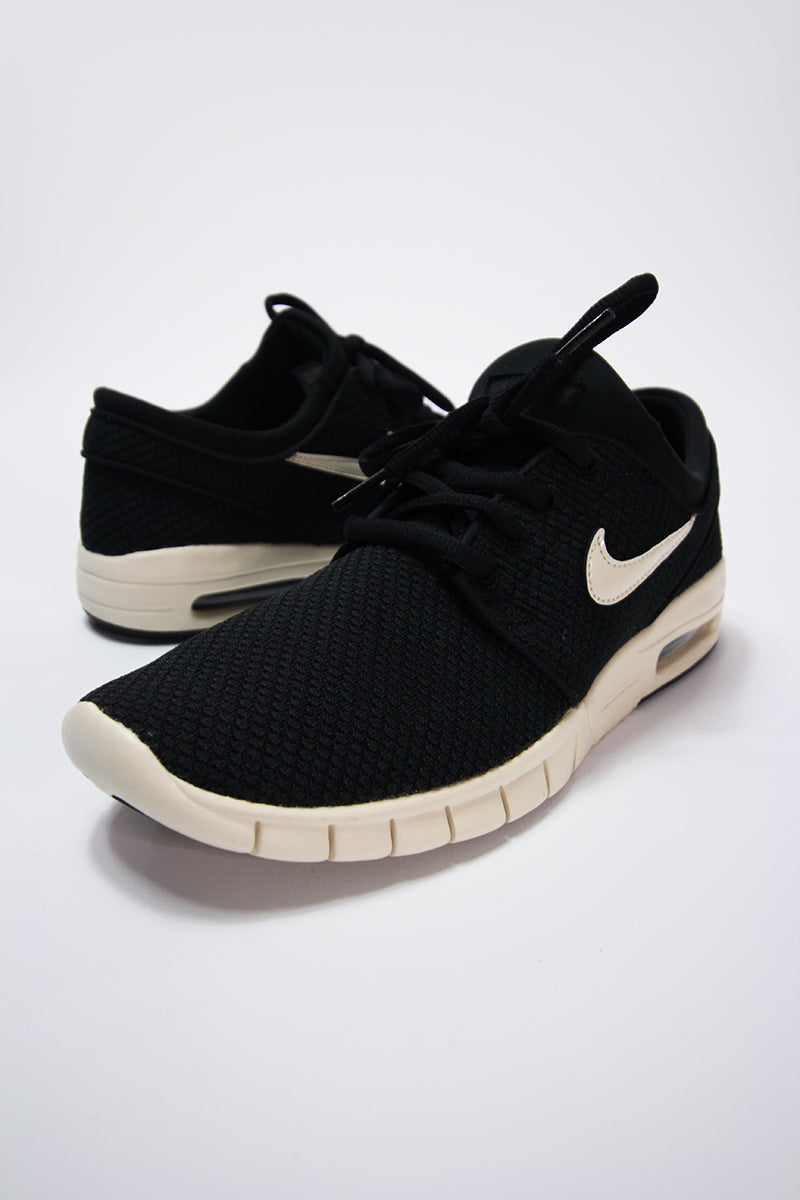 Nike - Stefan Janoski Max (black/light cream-light cream) 631303-032