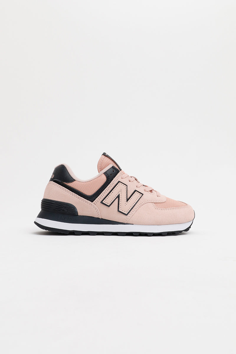 New Balance - WL574WEG Women (Pink/ Black)