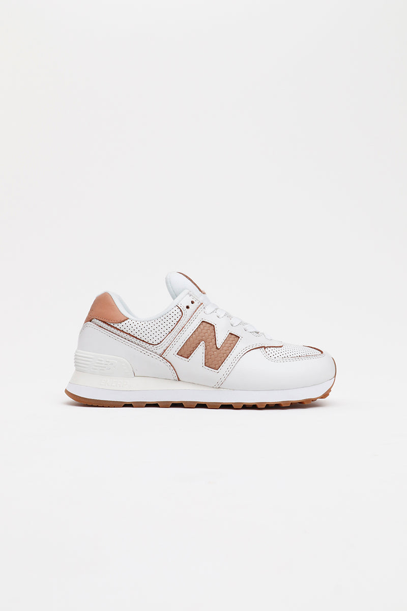 New Balance -  WL574WNG Women (White)
