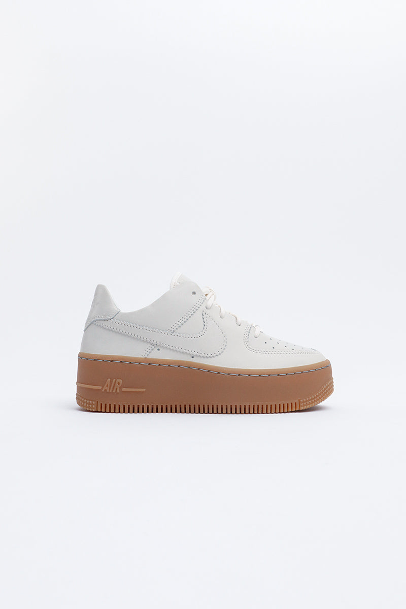 Nike Air Force 1 Low White Gum | CI0057 100 | The Sole Womens