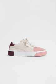 Puma - Rosa Colorblocking Cali Remix für Damen - 36996801