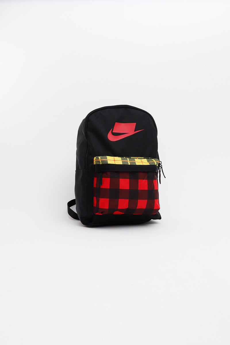 Nike - Heritage 2.0 Backpack (Black/ Universtiy Red/ University Red) BA5880-010