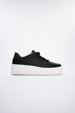 Nike Nike Air Force 1 Sage Low Women (blackblack white