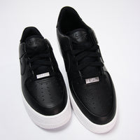 air force 1 suola nera