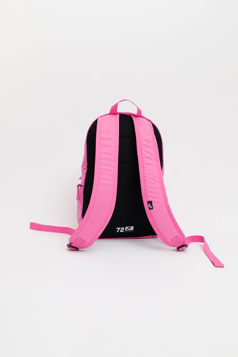 Nike - Heritage 2.0 Backpack (China Rose/ China Rose/ Black) BA5879-610