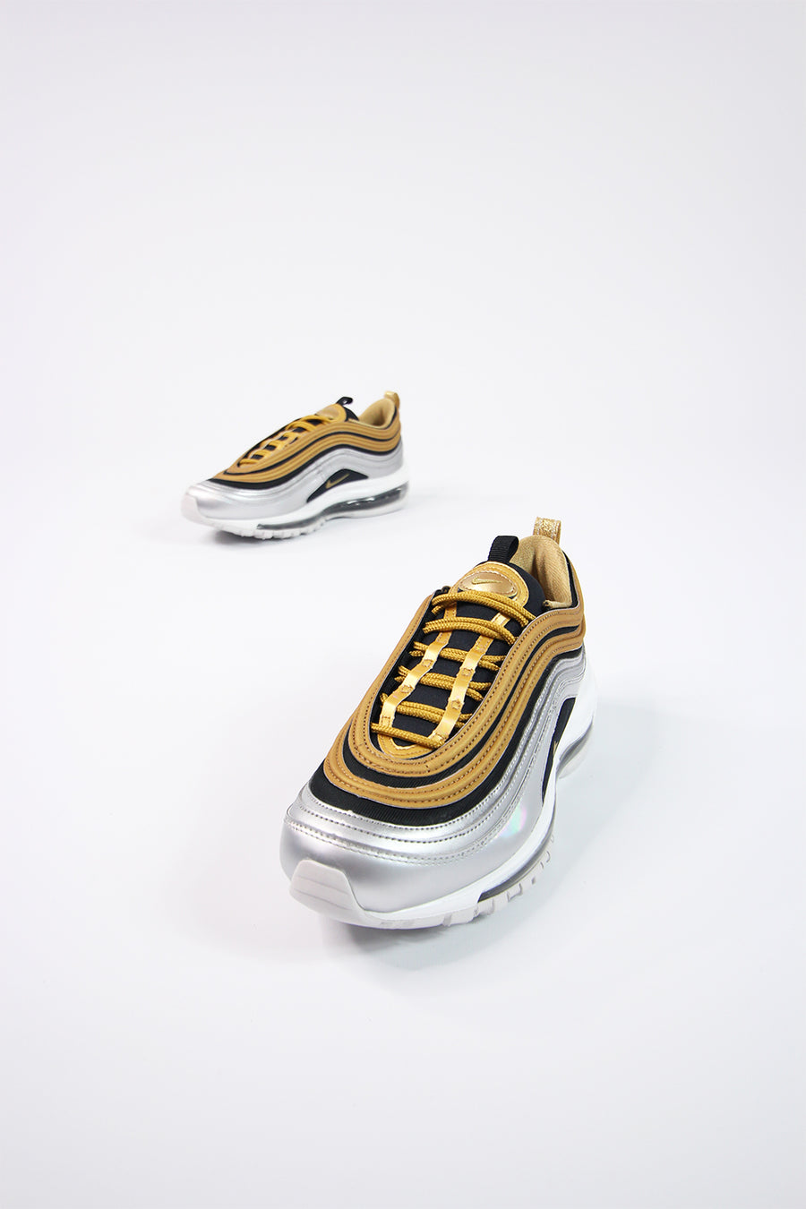 Nike - Air Max 97 Special Edtion Women (Metallic Gold/ Metallic Gold) AQ4137-700
