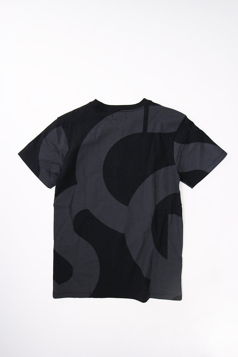 Asics - AOP SS Tee (PERFORMANCE BLACK) 2191A017