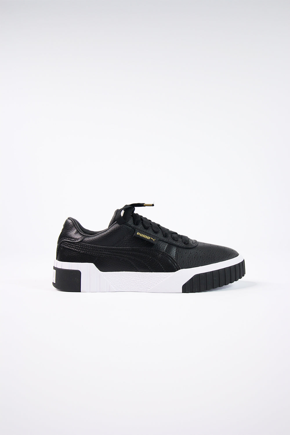 Puma - Cali Women (Black/White) 369155-03