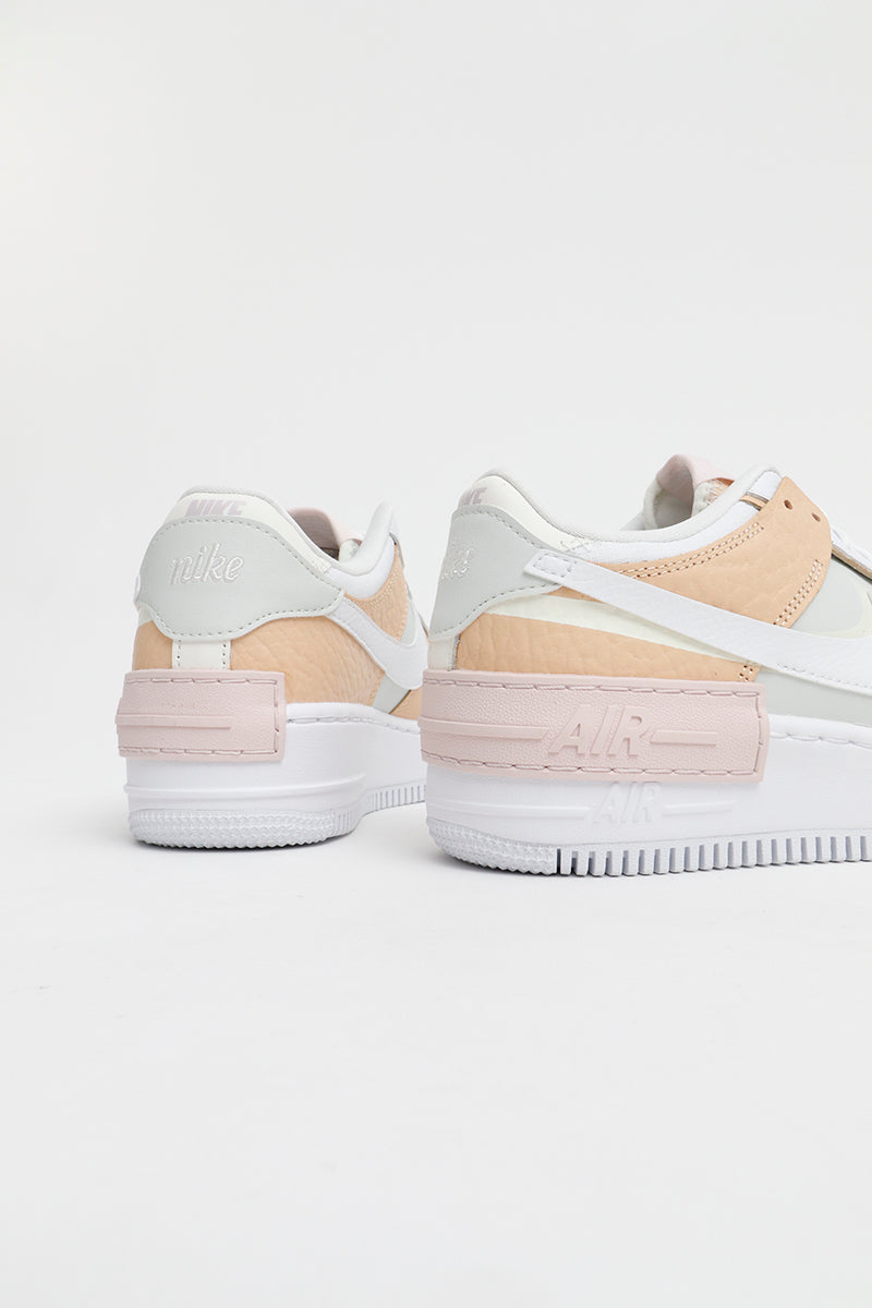 Nike Air Force 1 Se Women Spruce Aura White Sail Black Ck3172 002 Sneakerworld