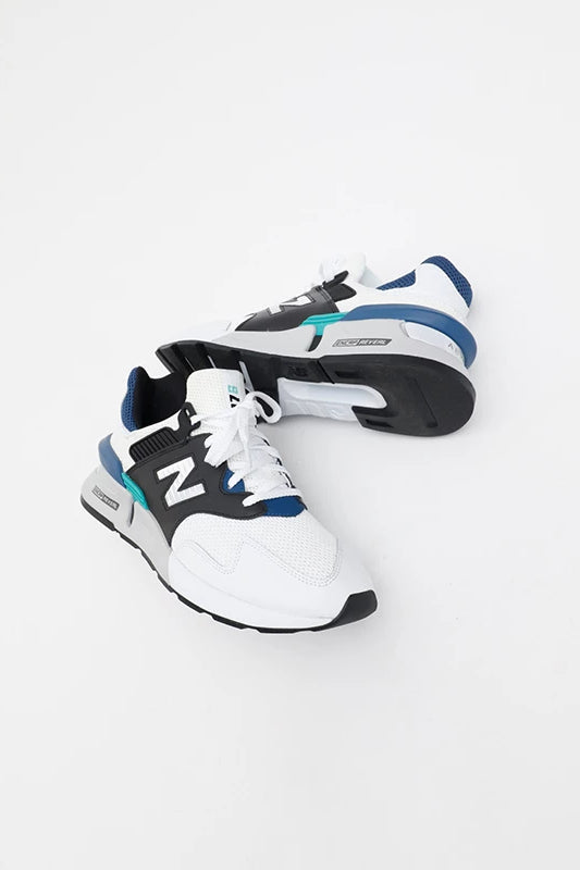 New Balance - MS997JCD (White/ Blue)