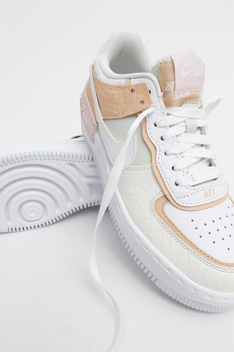 Nike Air Force 1 SE Women (Spruce Aura White Sail Black) CK3172 002