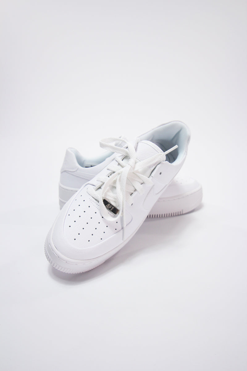 air force 1 suola alta donna