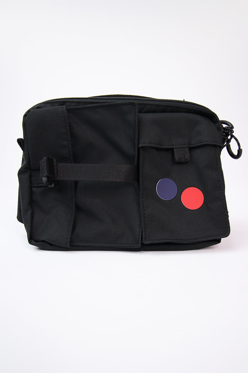 Pinqponq - TETRIK Hip Bag Rooted (Black) PPC-TET-001- 801C