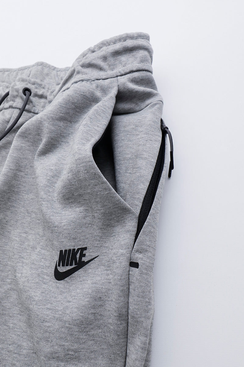 Nike - Sportswear Tech Fleece (dk grey heather/dark grey/black) 928513-063