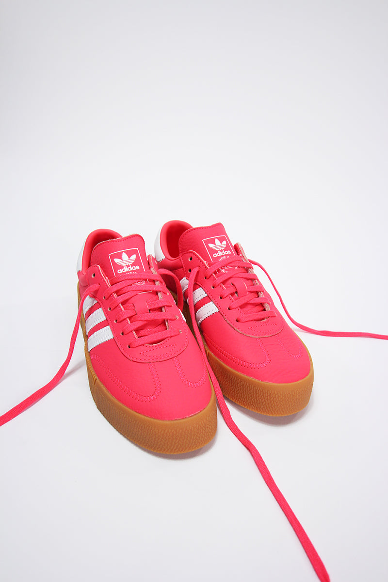 7fc622be1ea Adidas - Sambarose Women (Shock Red) DB2696