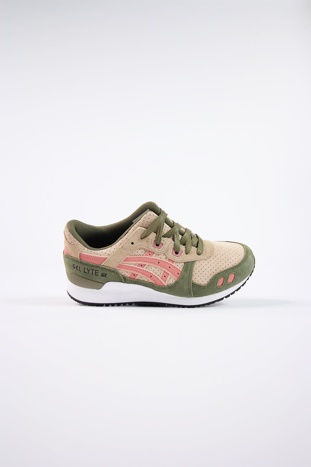 Asics - Gel Lyte III Women (Amberlight/ Rose Dawn) H8B6L1725