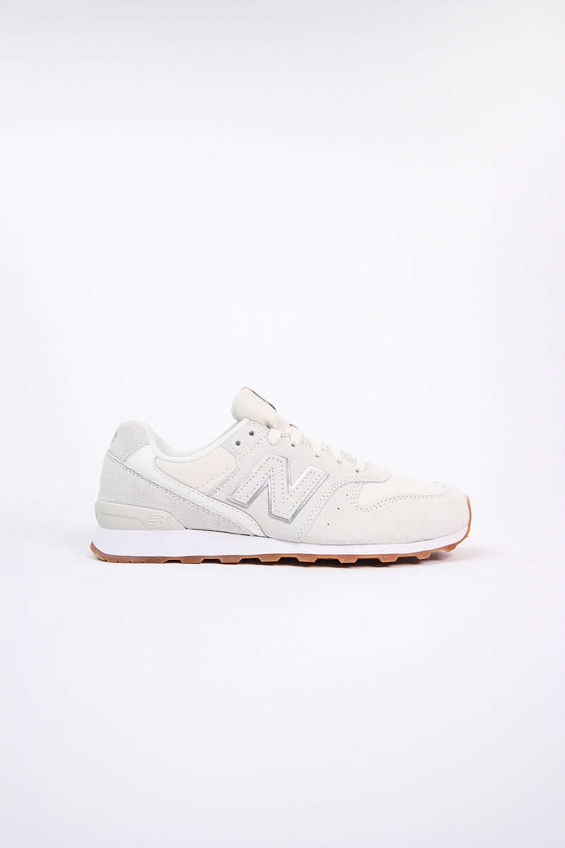 New Balance -  WR996NEB Women (White/ Silver)