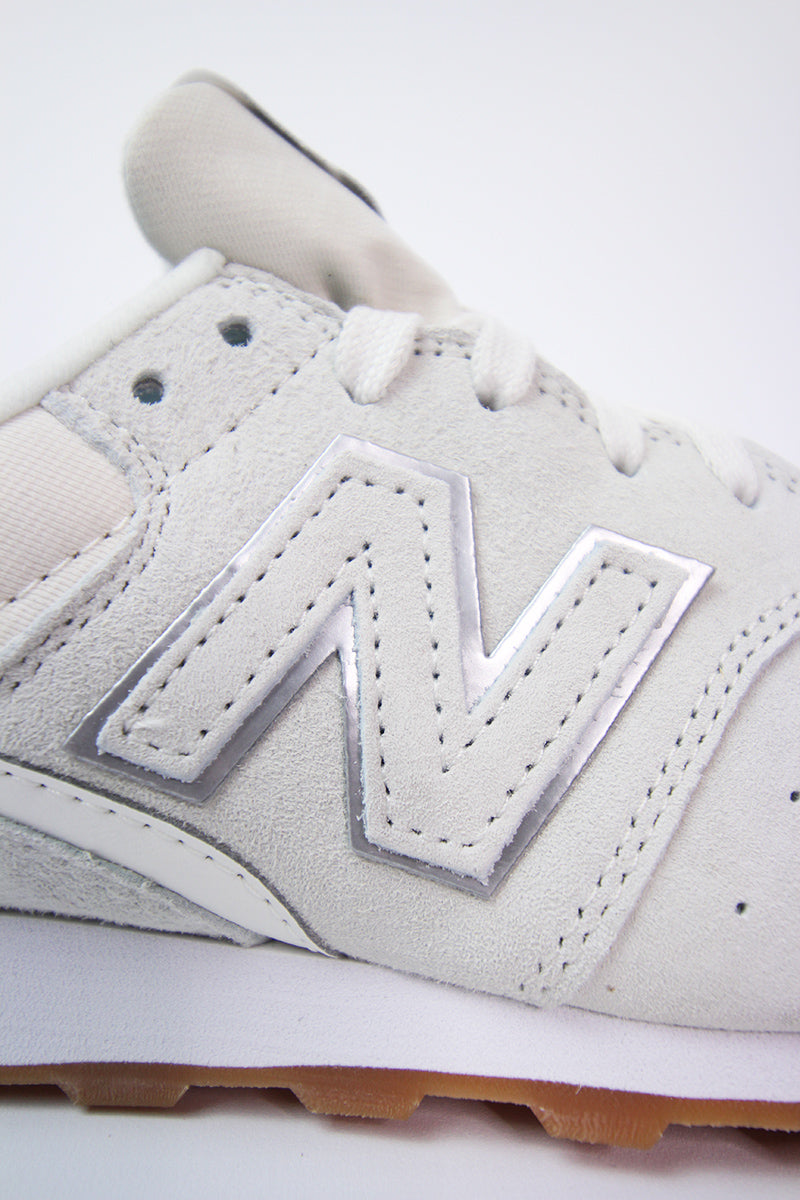 New Balance - WR996NEB Women (White/ Silver) - Sneakerworld